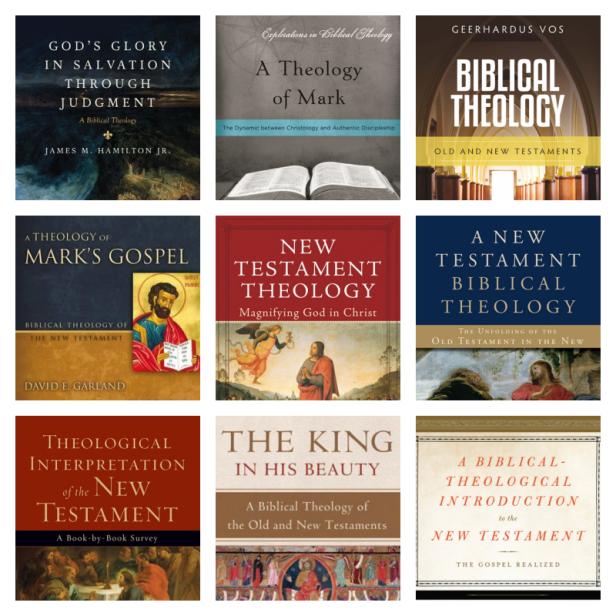 圣经神学 英文